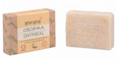 Натуральное мыло ручной работы ОВСЯНКА, 100 гр