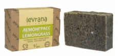Натуральное мыло ручной работы ЛЕМОНГРАСС, 100 гр