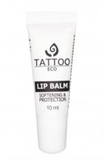 Бальзам для губ СМЯГЧЕНИЕ И ЗАЩИТА Tattoo Eco, 10 мл