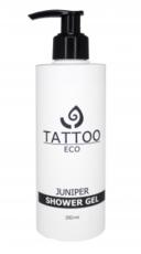 Гель для душа МОЖЖЕВЕЛЬНИК Tattoo Eco, 250 мл