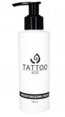 Молочко УВЛАЖНЯЮЩЕЕ Tattoo Eco, 150 мл