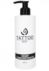 Мыло-концентрат Tattoo Eco, 250 мл