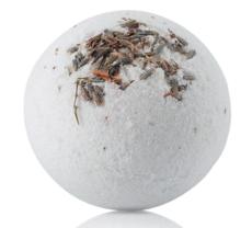 Бурлящий шарик для ванны ЛАВАНДА, 185 гр