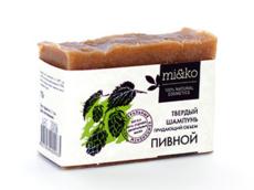 Шампунь твердый ПИВНОЙ, 75 гр