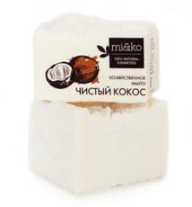 Хозяйственное мыло для посуды ЧИСТЫЙ КОКОС, 175 гр