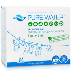 Стиральный порошок ТМ Pure Water