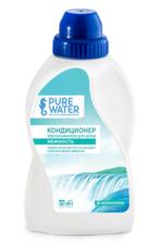 Кондиционер для белья НЕЖНОСТЬ гипоалергенный ТМ Pure Water, 480 мл