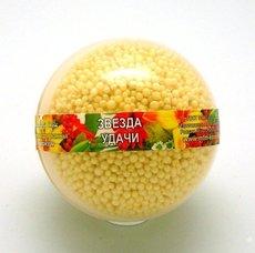 Жемчужины для ванны Звезда удачи, 95 гр (с сюрпризом)