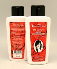 Эко-Шампунь для волос ГЛУБОКОЕ ОЧИЩЕНИЕ с активированным углем, 260 мл