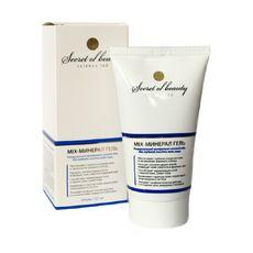 Mix-минерал гель для глубокой очистки кожи лица, 150 мл