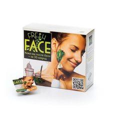 Скраб Fresh Face для глубокой очистки нормальной и жирной кожи