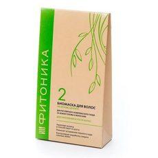 Биомаска для волос Фитоника №2 (укрепление и рост волос), 150 гр