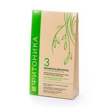 Биомаска для волос Фитоника №3 (нормализация и восстановление волос), 150 гр