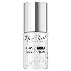 Базовое покрытие Base 6 in1 Silk Protein NeoNail, 7,2 мл