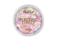 Хлопья Electric Effect 01 NeoNail 0,3 гр