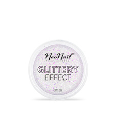 Блестки Glittery Effect 02 NeoNail 2 гр