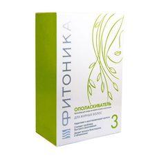 Ополаскиватель для волос Фитоника №3 для жирных волос, 1,5 гр х 20 шт