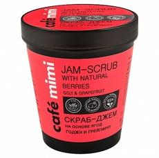 Скраб-Джем на основе ягод  Годжи и Грейпфрут  270 гр