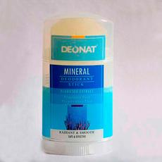 Дезодорант-Кристалл  с экстрактом планктонных микроорганизмов,  стик плоский, вывинчивающийся (twist-up),  100 гр.
