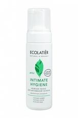 ECOLATIER  Пенка д/интимной гигиены INTIMATE HYGIENE с экстрактами шалфея и хлопка, 150 мл