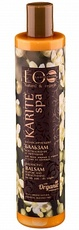 Бальзам для волос KARITE SPA балансирующий 350 мл ТМ EcoLab