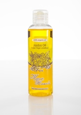 Масло ЖОЖОБА/ Jojoba Oil Golden Virgin Unrefined / нерафинированное (голден)/ 100 ml