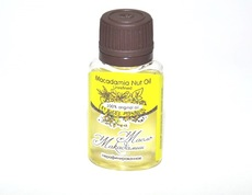 Масло МАКАДАМИИ/ Macadamia Nut Oil Refined / рафинированное/ 20 ml