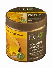 """Мыло для тела и волос """"Золотое"""" 450 мл"""