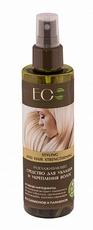 """Средство для укладки и укрепления волос """"Разглаживающее"""" 200 мл"""