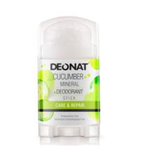 Дезодорант-Кристалл  с экстрактом огурца, стик вывинчивающийся (twist-up), 100 гр.