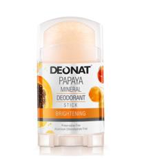 Дезодорант-Кристалл  с экстрактом папайи, стик вывинчивающийся (twist-up), 100 гр.