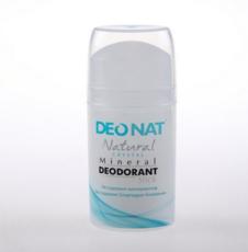 Дезодорант-Кристалл , стик  цельный, овальный, узкий, выдвигающийся (push-up) , 100 гр.