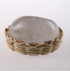 Кристалл – мини в бамбуковой корзинке и пакете,  80 гр.