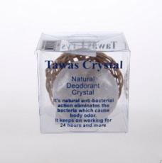Кристалл-слиток супер-мини «Соло-экстра» в кокосовой корзинке и пластиковой коробке,  55 гр.