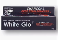 Зубная паста отбеливающая экстрасильная с углем, 100 гр