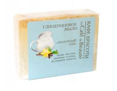 """Глицериновое мыло """"Молочный пай"""" 100 гр"""