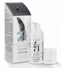 Гель-сыворотка для век Sativa Гиалуроновая №71 коррекция морщин и увлажнение (20мл)