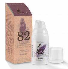 Сыворотка для лица Sativa  Успокаивающая №82 для регенерации чувств.кожи (30мл)