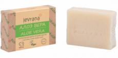 Натуральное мыло ручной работы АЛОЭ. 100 гр