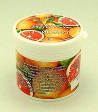 Крем-скраб Грейпфрут с маслом сладкого миндаля. 125 мл