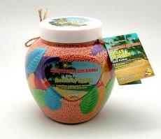 """Жемчужины для ванн """"Дикая орхидея"""" с маслом зародышей пшеницы и экстрактом ромашки. 800 гр"""