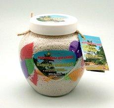 """Жемчужины для ванн """"Маркиза Помпадур"""" с маслом авокадо и экстрактом календулы. 800 гр"""