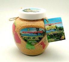 """Жемчужины для ванн """"Золотая пантера"""" с маслом авокадо и экстрактом ромашки. 800 гр"""