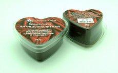 Крем-плитка Антицеллюлитная Шоколадная разогревающая. 75 гр