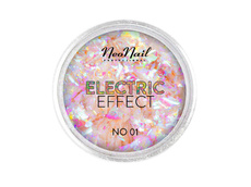 Хлопья Electric Effect 01 NeoNail 0.3 гр