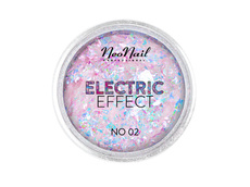 Хлопья Electric Effect 02 NeoNail 0,3 гр