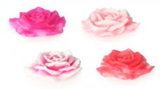 Мыло ручной работы/цветок 3D РОЗОЧКА. 55 гр