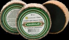 Пудинг Хвойный с чайным деревом, 90 гр