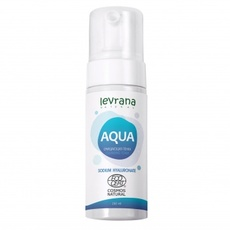 Пенка для умывания AQUA с гиалуроновой кислотой. 150 мл