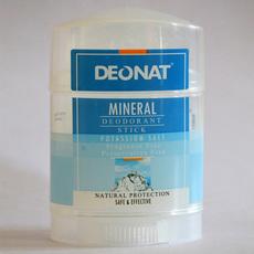 Дезодорант-Кристалл , кристалл-минерал,чистый , стик, плоский, вывинчивающийся (twist up), 70 гр.